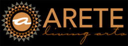 Arete Living Arts Foundation logo